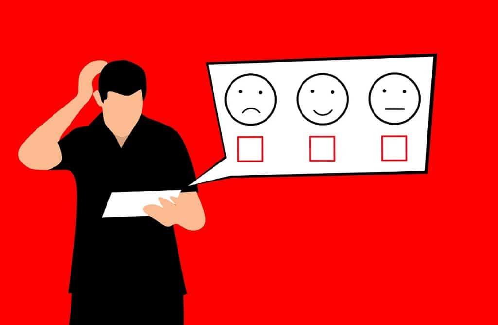 ביקורת משוב חיוכים