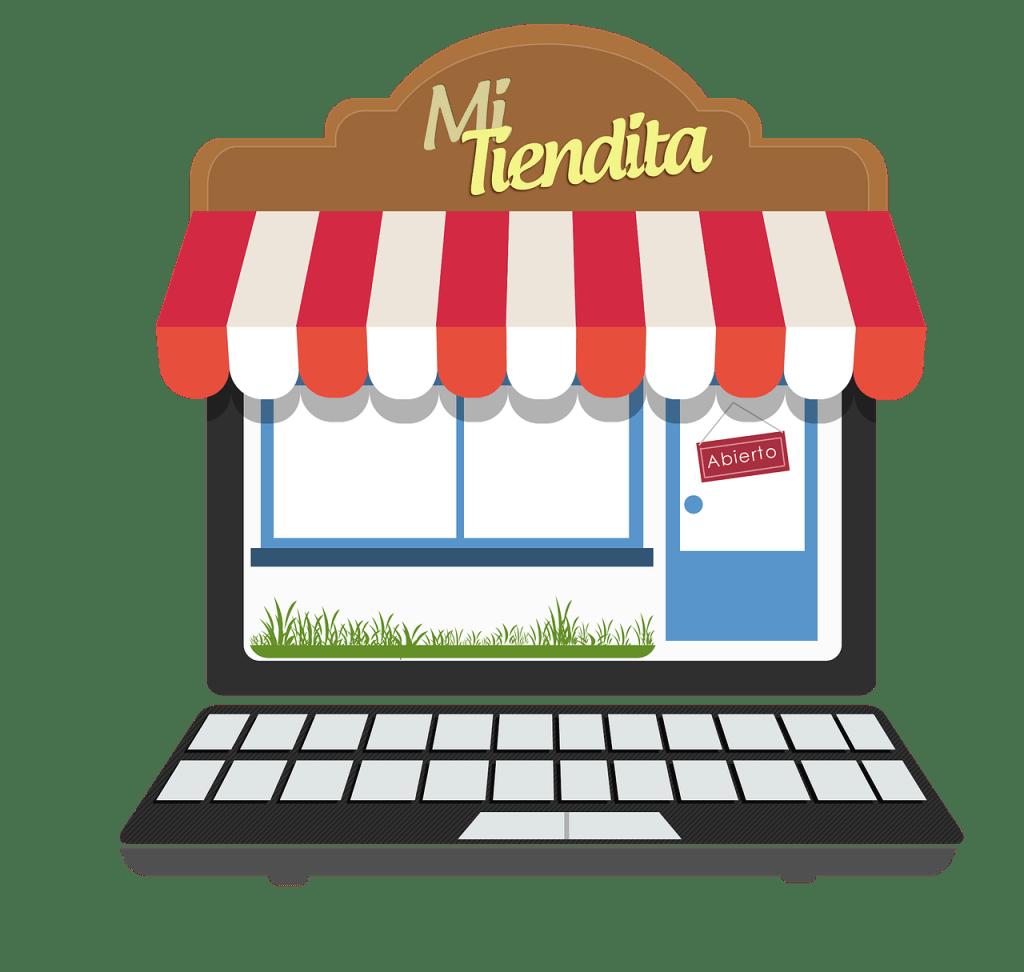 חנות ווירטואלית