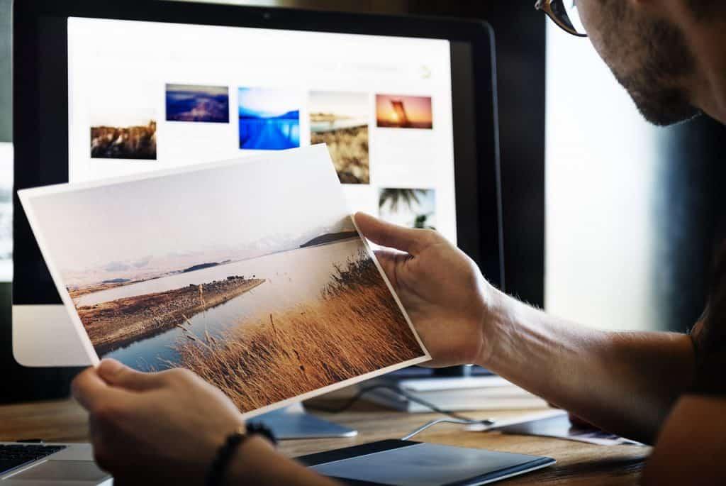 תמונה ומחשב